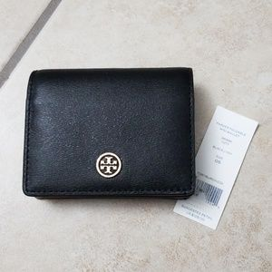 *New* Tory Burch Parker Foldable Mini Wallet